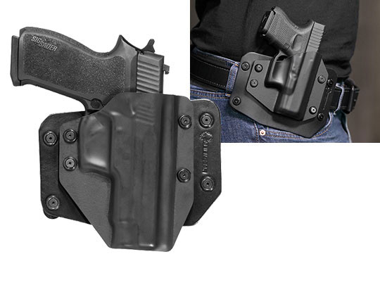 Sig P220 Carry/Compact Outside the Waistband Holster