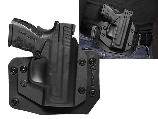 Good Springfield XD Mod.2 Subcompact 9mm/40cal 3 inch OWB Holster