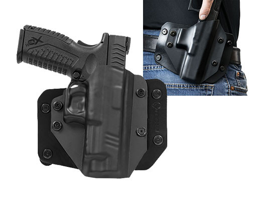 CCW OWB Slide Holster for XDM 4.5