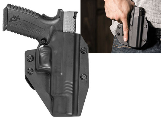Paddle Holster for Springfield XDm 5.25 inch