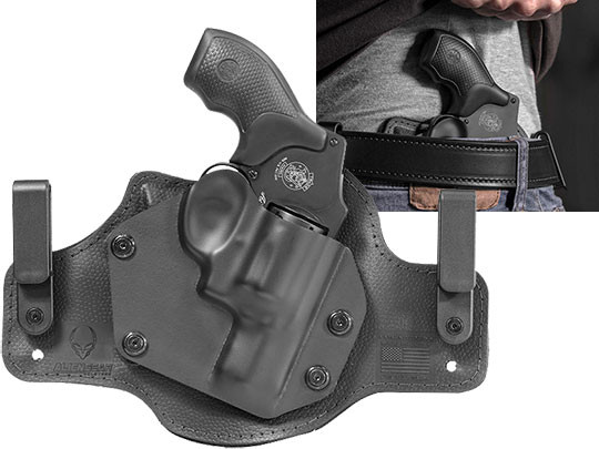 Inside the Waistband Concealed Carry holster for J frame 2 inch