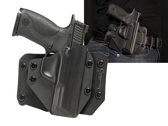 Good S&W M&P9 4.25 inch barrel OWB Holster