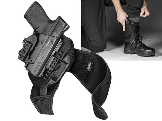 M&P Shield 9 ShapeShift Ankle Holster
