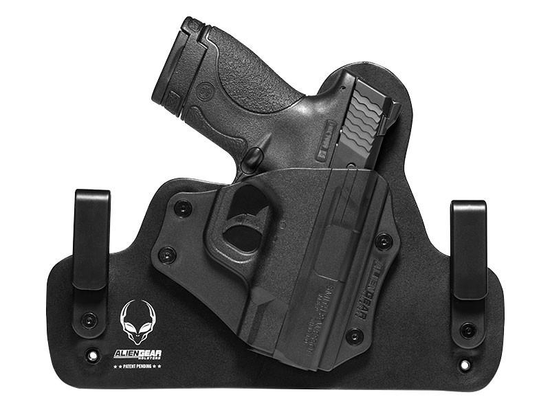 S&W M&P Shield 40 caliber Cloak Tuck IWB Holster (Inside the Waistband)