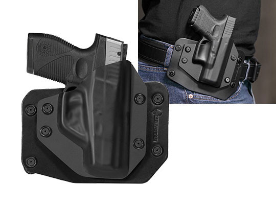 Outside the Waistband Holster for Taurus PT740 Slim