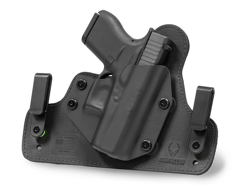 Taurus 85 Revolver Inside the Waistband Holster