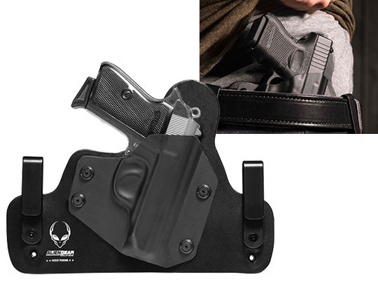 Walther PPK PPK/S Cloak Tuck IWB Holster (Inside the Waistband)