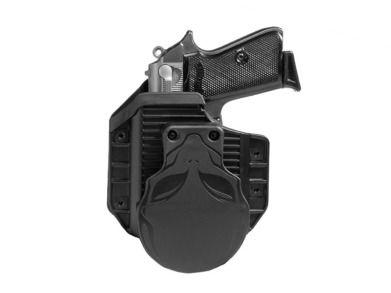 Walther PPK PPK/S Cloak Mod OWB Holster (Outside the Waistband)
