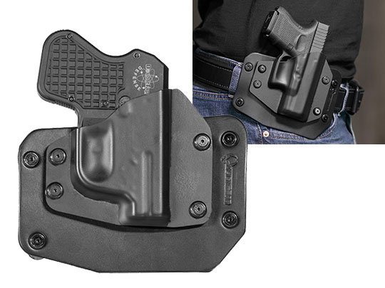 Double Tap Defense 9mm Outside the Waistband Holster