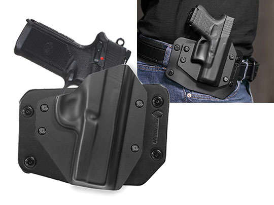 FNH FNX 45 Outside the Waistband Holster