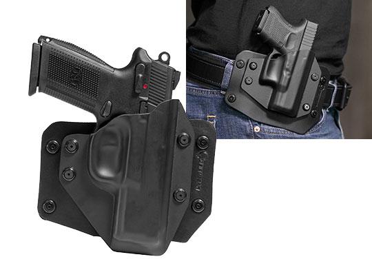 OWB Concealment holster for FNH FNX 9
