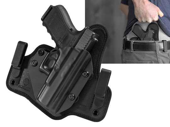 concealment holster for glock 19 iwb carry