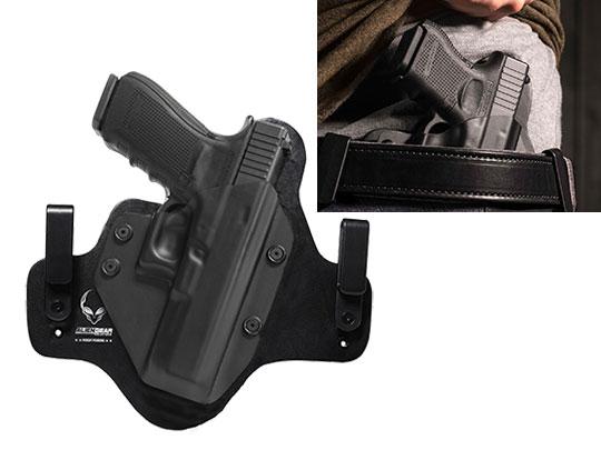 Leather Hybrid Glock 20SF Holster