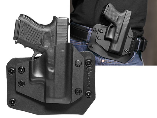 Good Glock 27 OWB Holster