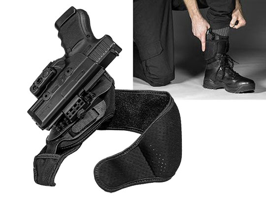 Glock 30 ShapeShift Ankle Holster