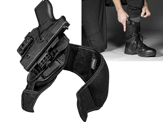 Glock 42 ShapeShift Ankle Holster