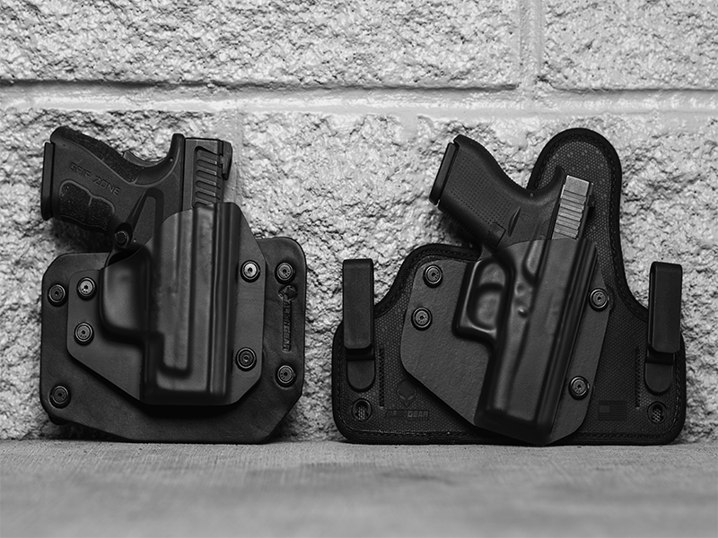 OWB Holster (Outside the Waistband) - Alien Gear Holsters