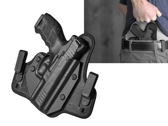 concealment holster for hk vp9 iwb carry