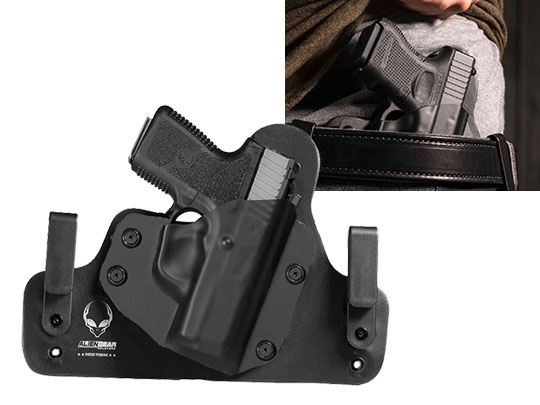 Kahr CM9 Holster - Concealed Carry Holsters | Alien Gear