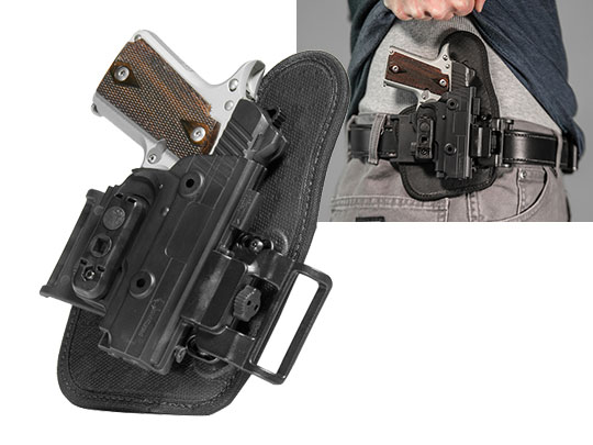 Kimber Micro 9 Shapeshift owb holster