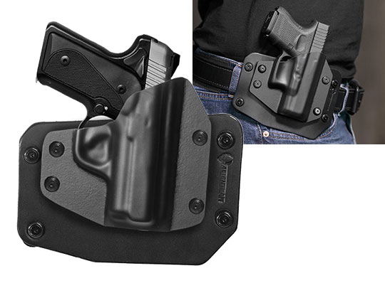 Kimber Solo Outside the Waistband Holster
