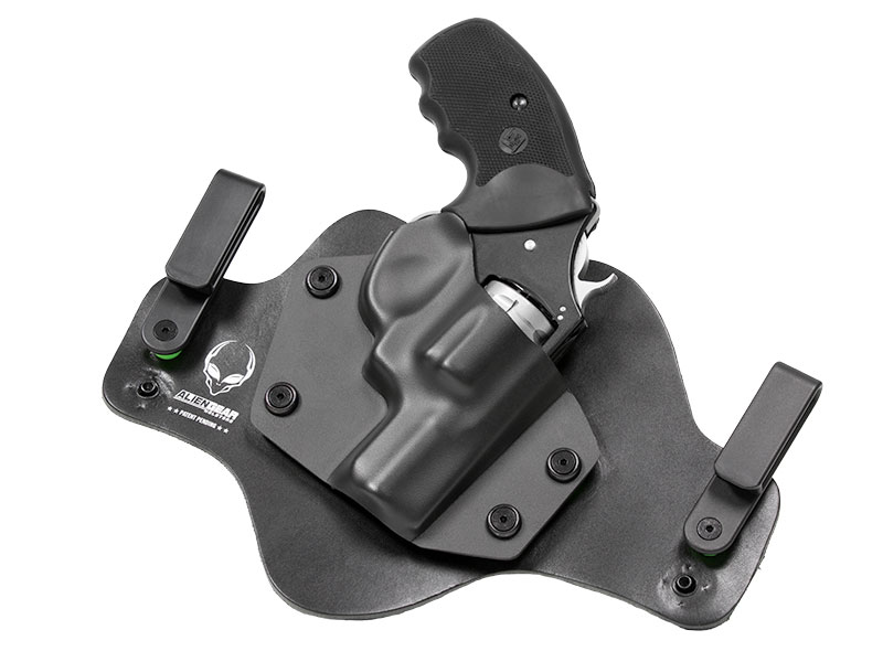 Leather Hybrid Charter Arms Undercover Lite Std Holster