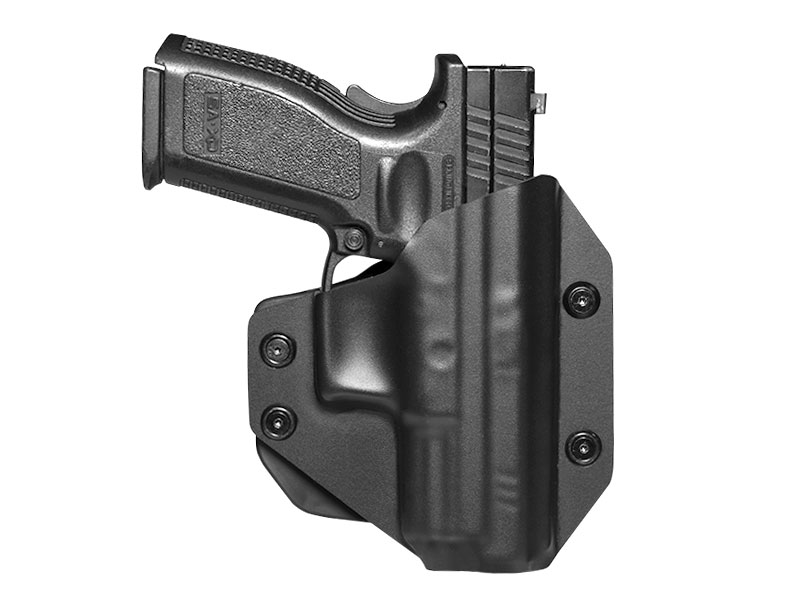 Paddle Holster for Springfield XD 4 inch barrel
