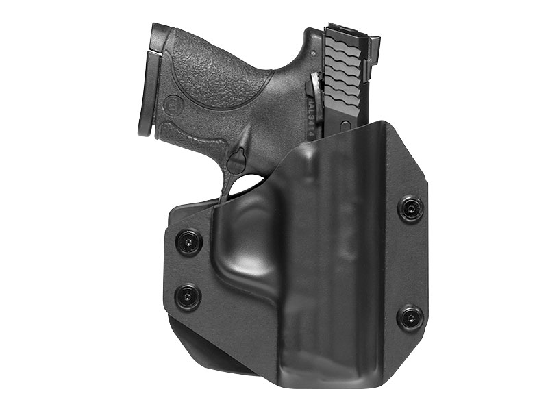 Paddle Holster for S&W M&P9c Compact 3.5 inch barrel