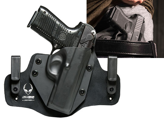 Hybrid Leather Ruger P95 Holster