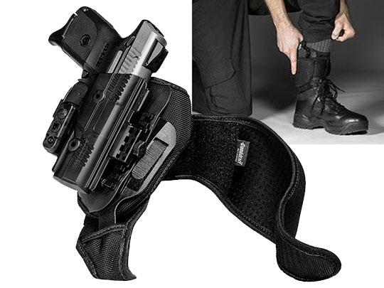 Ruger SR9c ShapeShift Ankle Holster