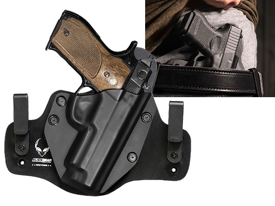 Leather Hybrid S&W 39 Holster