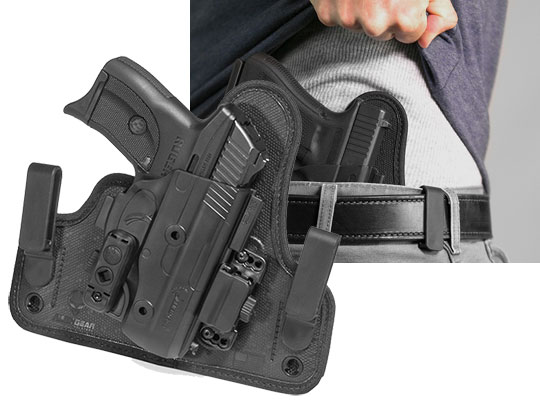 ruger lc9s shapeshift inside the waistband holster