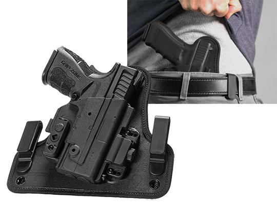 S&W M&P Shield 2.0 40 caliber ShapeShift 4.0 IWB Holster
