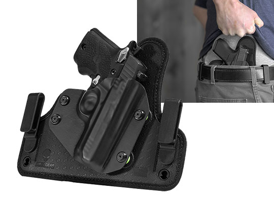 concealment holster for sig p938 iwb carry