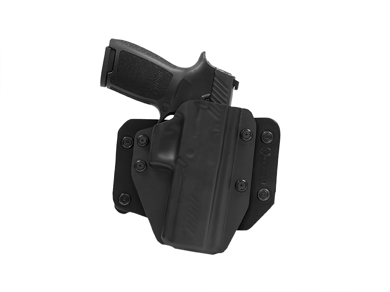 Sig P320 Full Size Outside the Waistband Holster