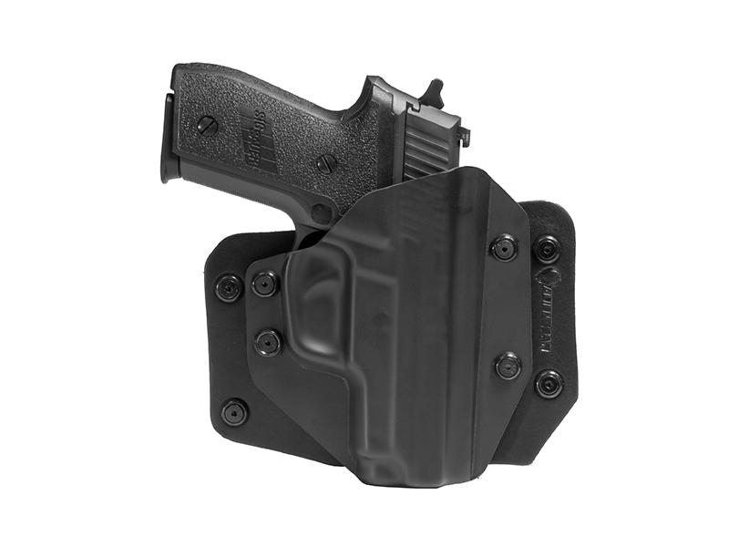 Sig P228 (M11) Outside the Waistband Holster