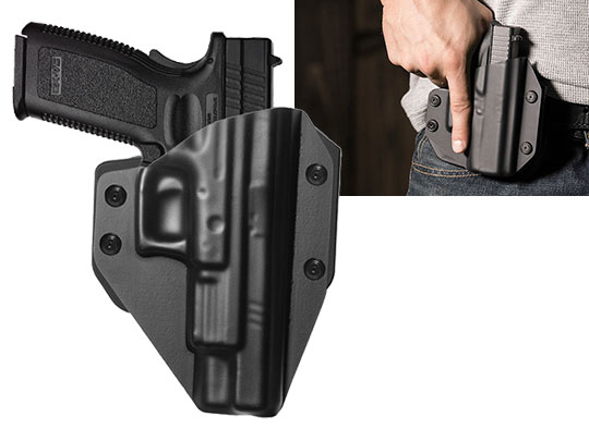 Paddle Holster for Springfield XD 5 inch barrel