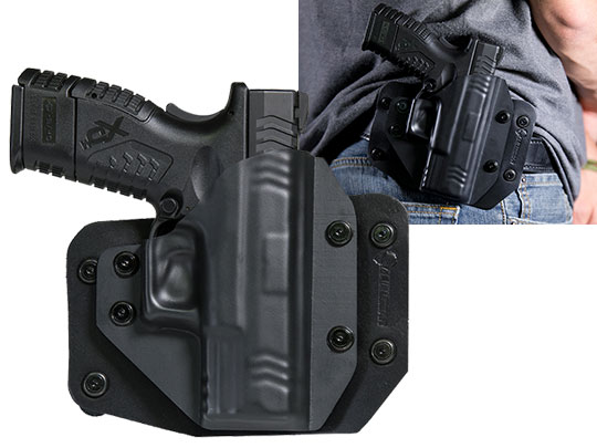 XDM 3.8 Outside the Waistband Concealment Holster