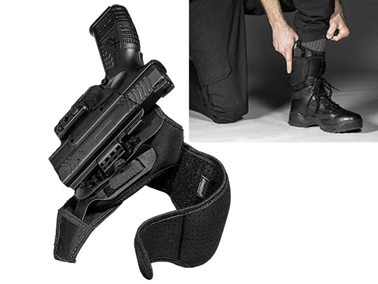Springfield XDm Compact ShapeShift Ankle Holster