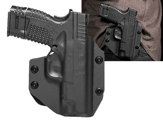 Paddle Holster OWB Carry for XDS 4.0