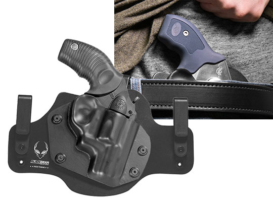 Hybrid Leather Holster For Taurus Protector Polymer