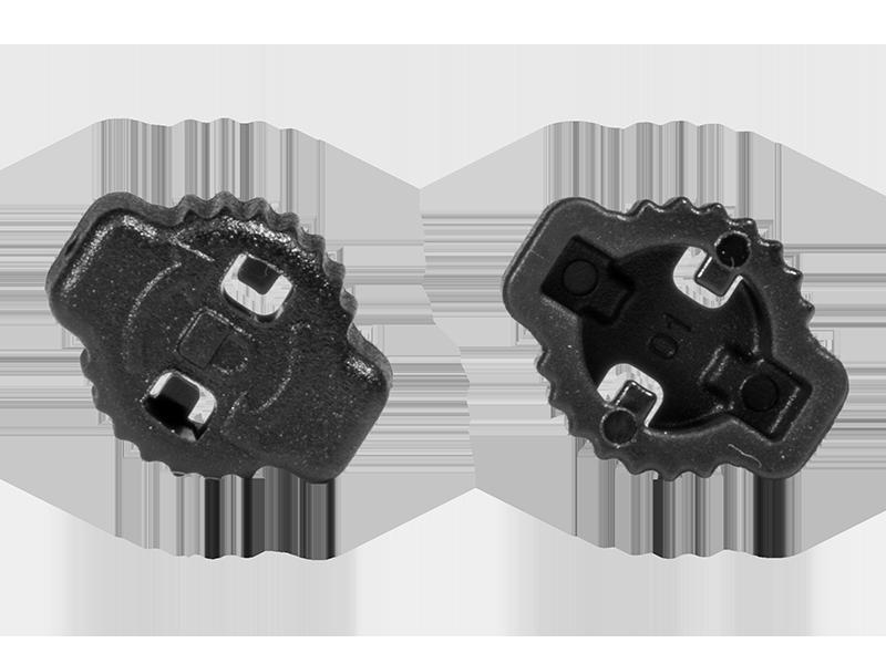 ShapeShift Twist Locks x2