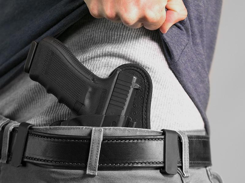 inside the waistband glock 17 holster