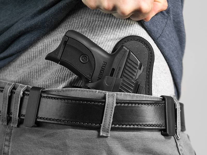 ruger lc9 shapeshift inside the waistband holster