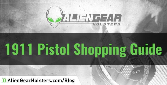 1911 pistol shopping guide