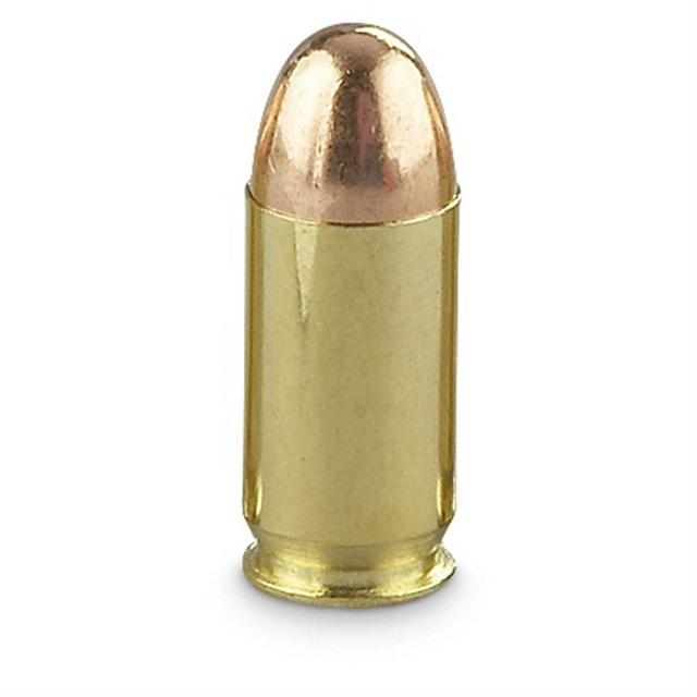 the .45 caliber round