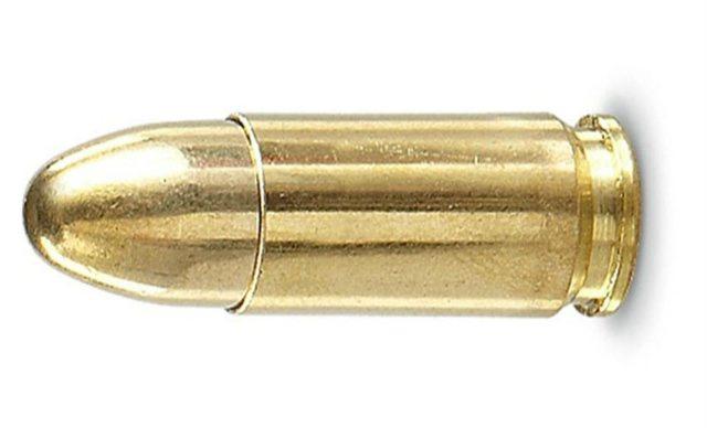 9x19 parabellum cartridge