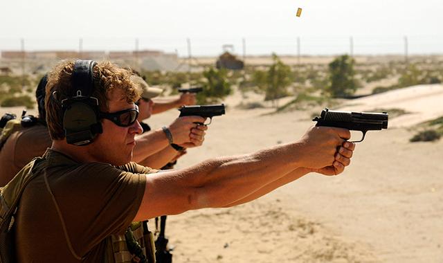 concealed carry handgun techniques