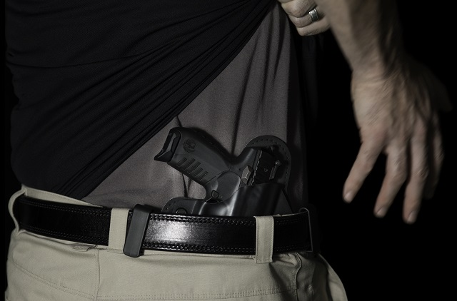 iwb concealed carry holsters form factors
