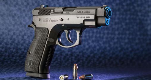 c100 pistol